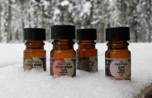A Round of Nogs Perfume Oil